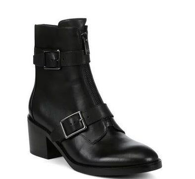 Donald Pliner Dusten Boot in Black Calf