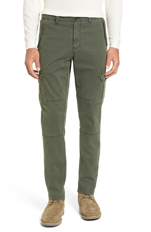 Michael Bastian Cargo Pant in Green