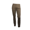 Teleria Zed Cotton Pant in Khaki