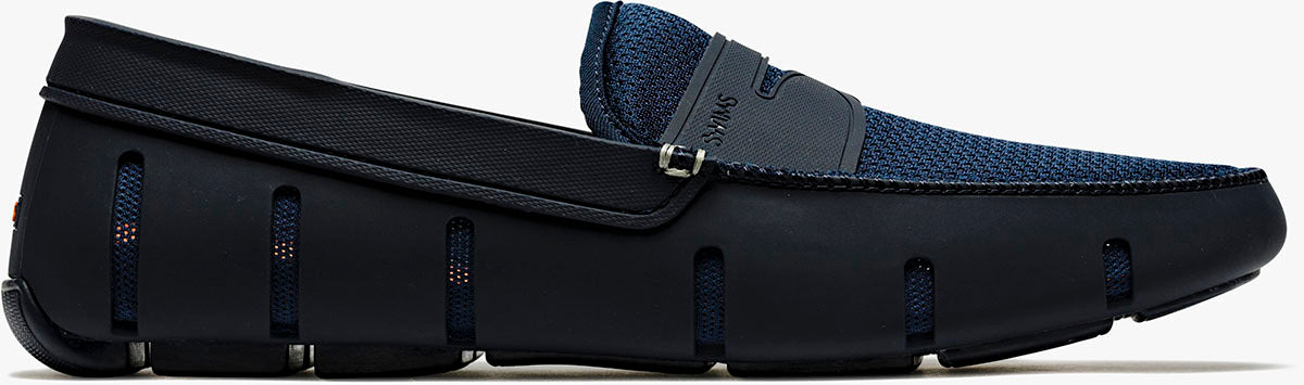 ea2e6272a Swims Penny Loafer in Navy – Raggs - Fashion for Men and Women