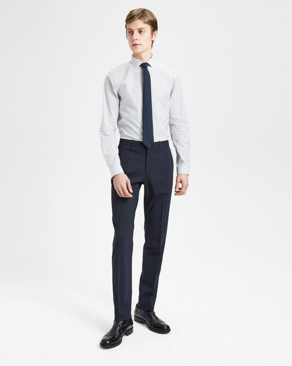 Theory Mayer Suit Separate Dress Pant in Navy
