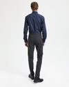 Theory Mayer Suit Separate Dress Pant in Charcoal