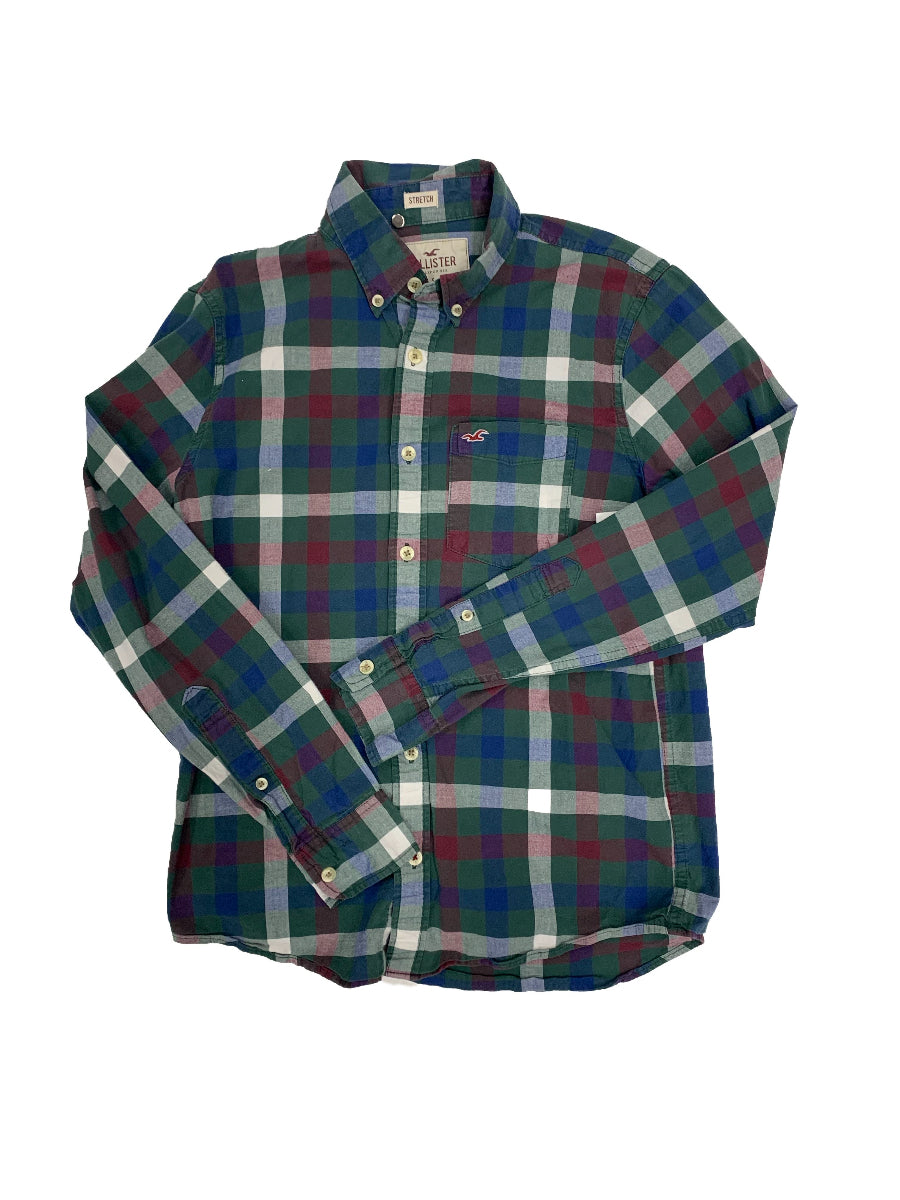 Small Hollister Mens Tops Long Sleeve