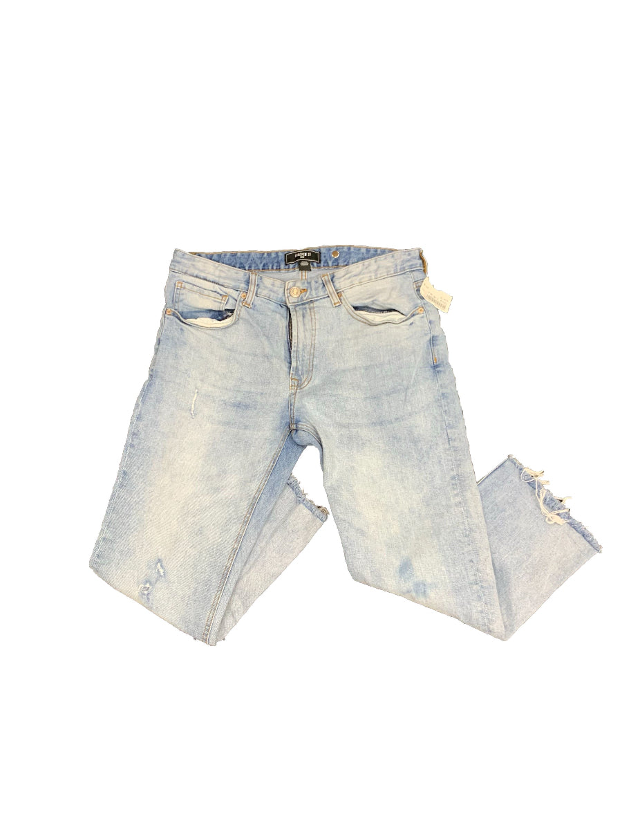 32x25 Forever 21 Mens Bottoms Denim