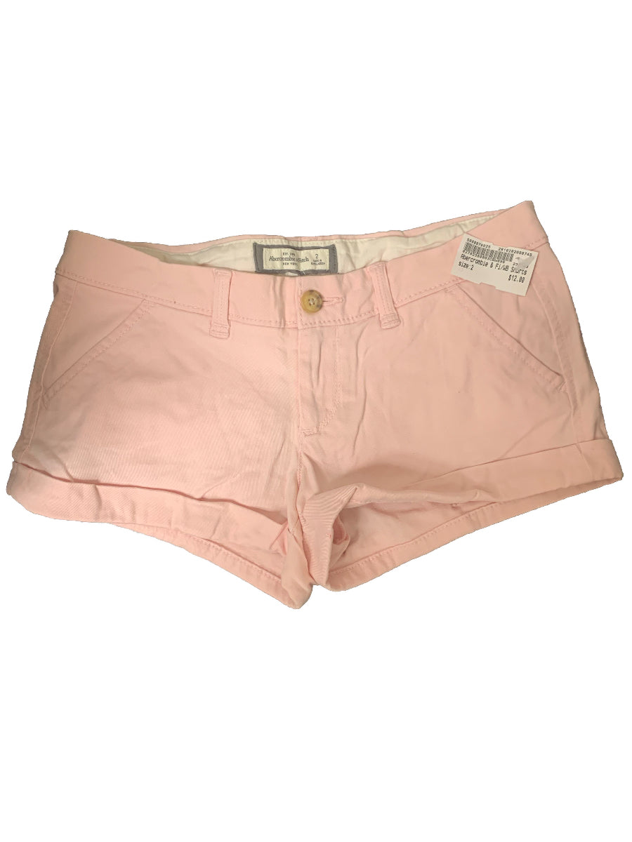 2 Abercrombie & Fitch Womens Bottoms Shorts