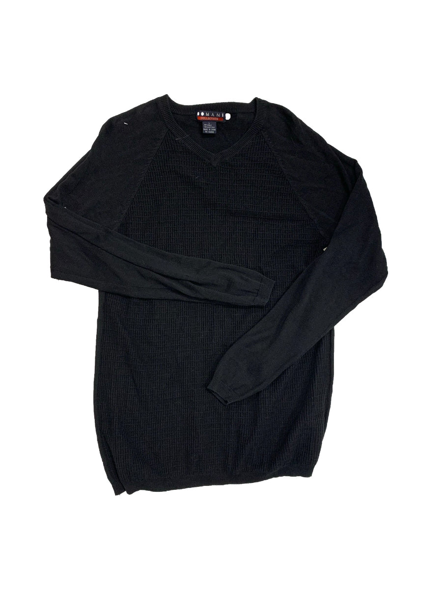 Large Mens Tops Sweaters