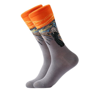 Unisex Exhibit Socks