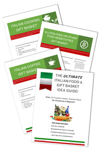 The Ultimate DIY Italian Gift Basket Guide!