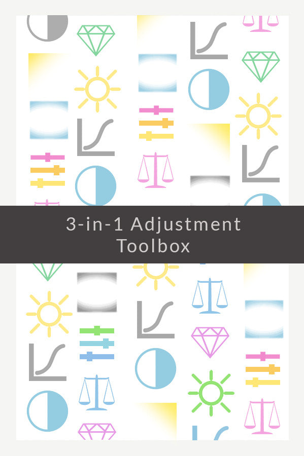 3-in-1 Adjustment Toolbox