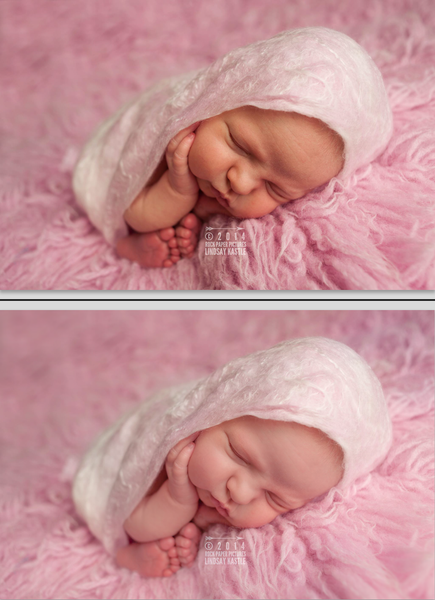 Silky Strokes: Newborn Essentials (30 brushes)