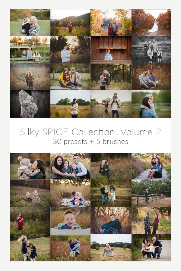 30-Preset Spice Collection: Volume 2
