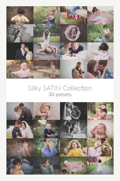 30-Preset Satin Collection