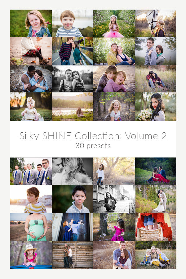 30-Preset Shine Collection: Volume 2