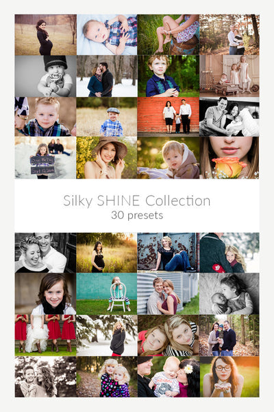30-Preset Shine Collection