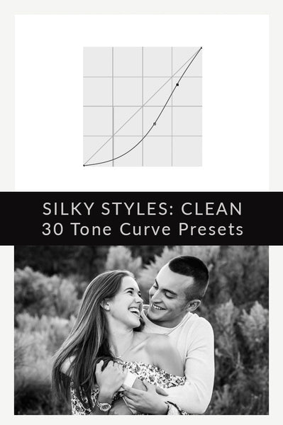 30-preset Clean Curves Collection
