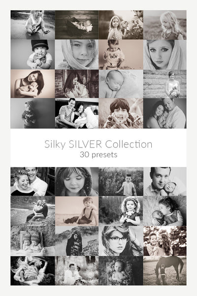 30-Preset Silver Collection