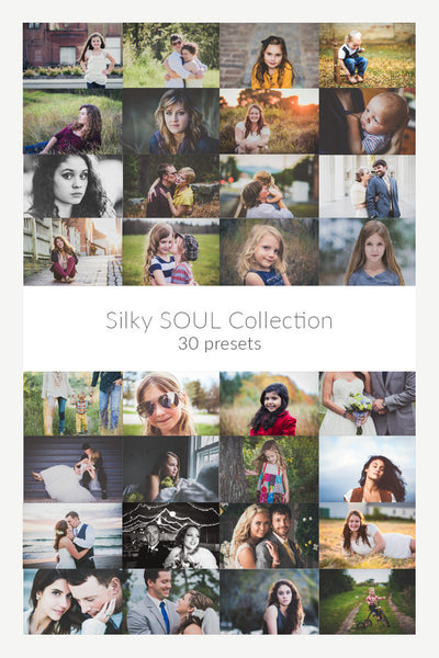 30-Preset Soul Collection