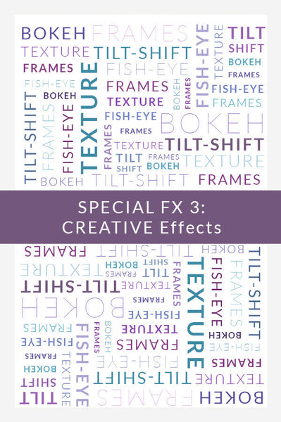 Special FX 3: Creative Effects