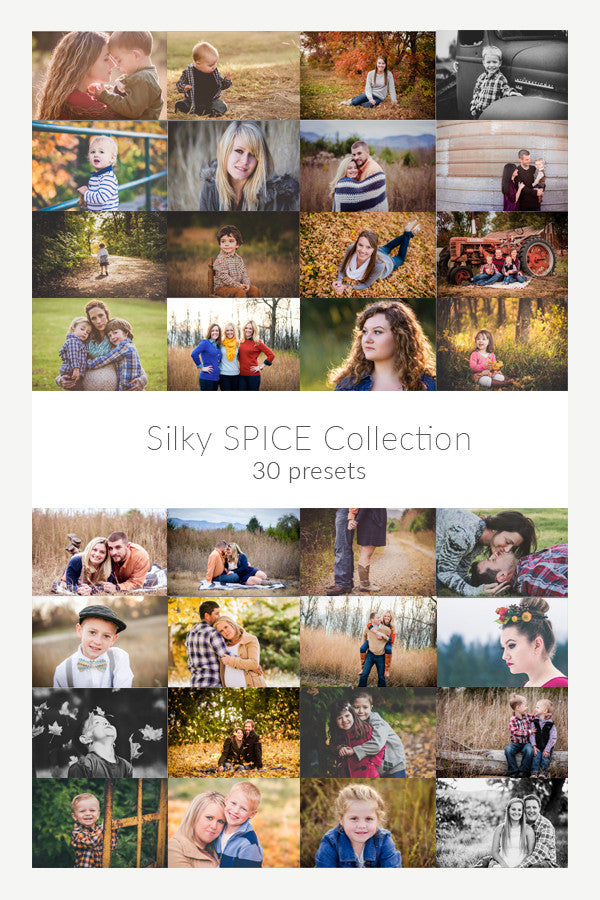 30-Preset Spice Collection