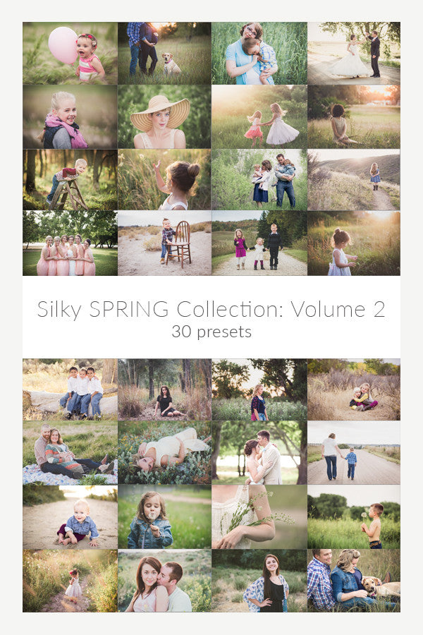 30-Preset Spring Collection: Volume 2