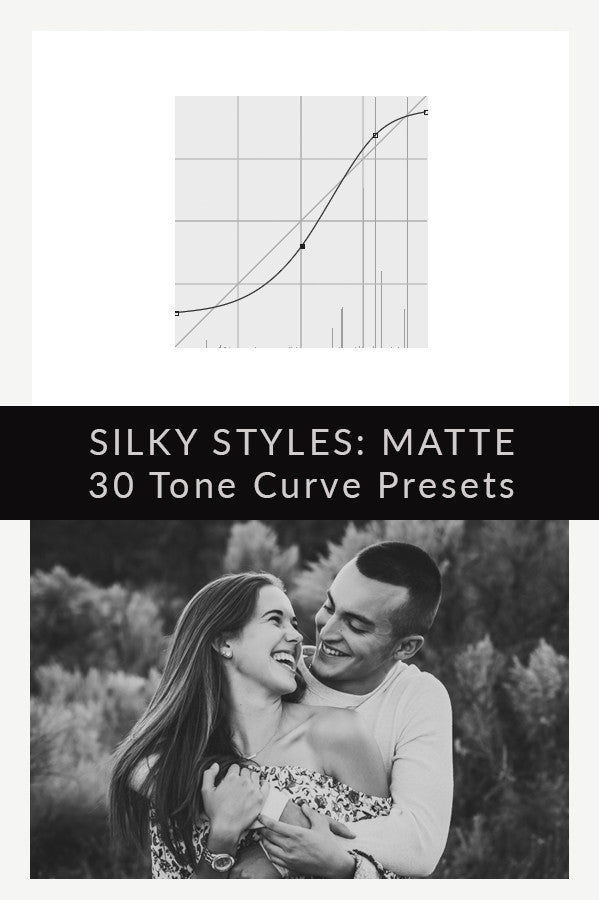 30-Preset Matte Curves Collection