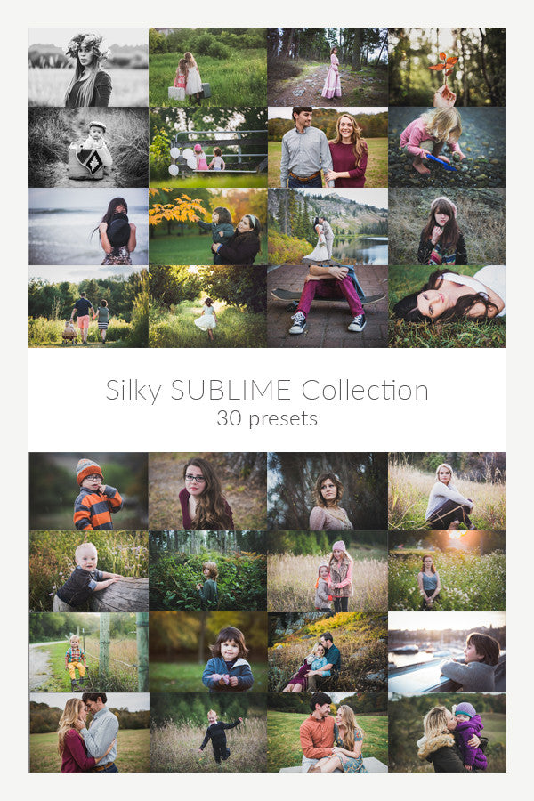 30-Preset Sublime Collection