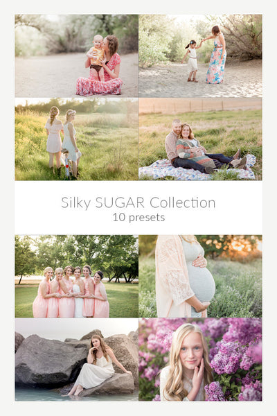10-Preset Silky Sugar Collection