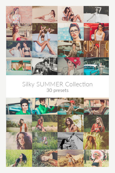 30-Preset Summer Collection