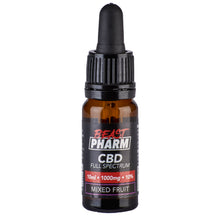 Load image into Gallery viewer, Beast Pharm Full Spectrum 10% CBD Oil 1000mg - 10ml