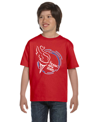 2020 Camper Red T-Shirt