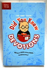 One Year Devotions for Kids
