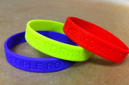 CT - RFK Values Wristbands
