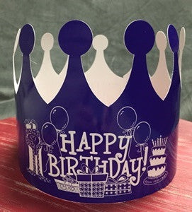 CS - Birthday Party Crowns