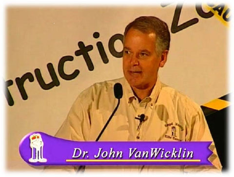 Child Resiliency - Dr. John Van Wicklin - (1 Hour)