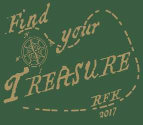 CK - Find Your Treasure Mentoring Club Kid T-Shirt
