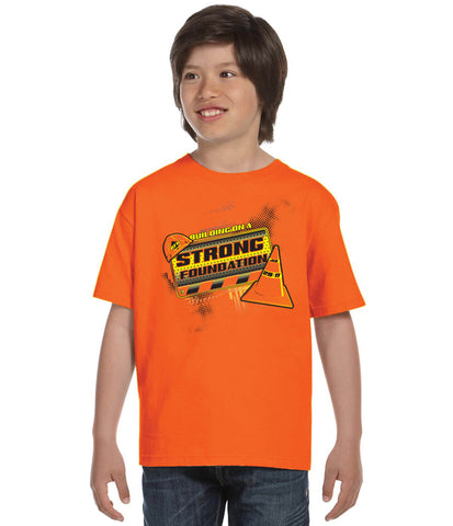 2018 Camper Orange T-Shirt