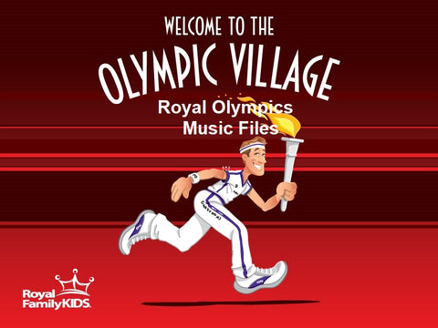 2020 - Royal Olympics Music Files