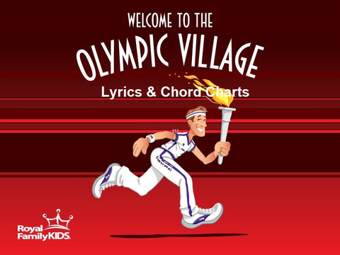 2020 Royal Olympics Sheet Music and Lyrics