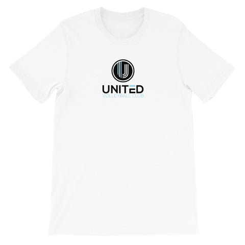 White S/S Centered UVC Logo Tee