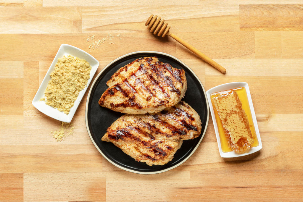 Honey Mustard Chicken Breast (1.5 lbs)