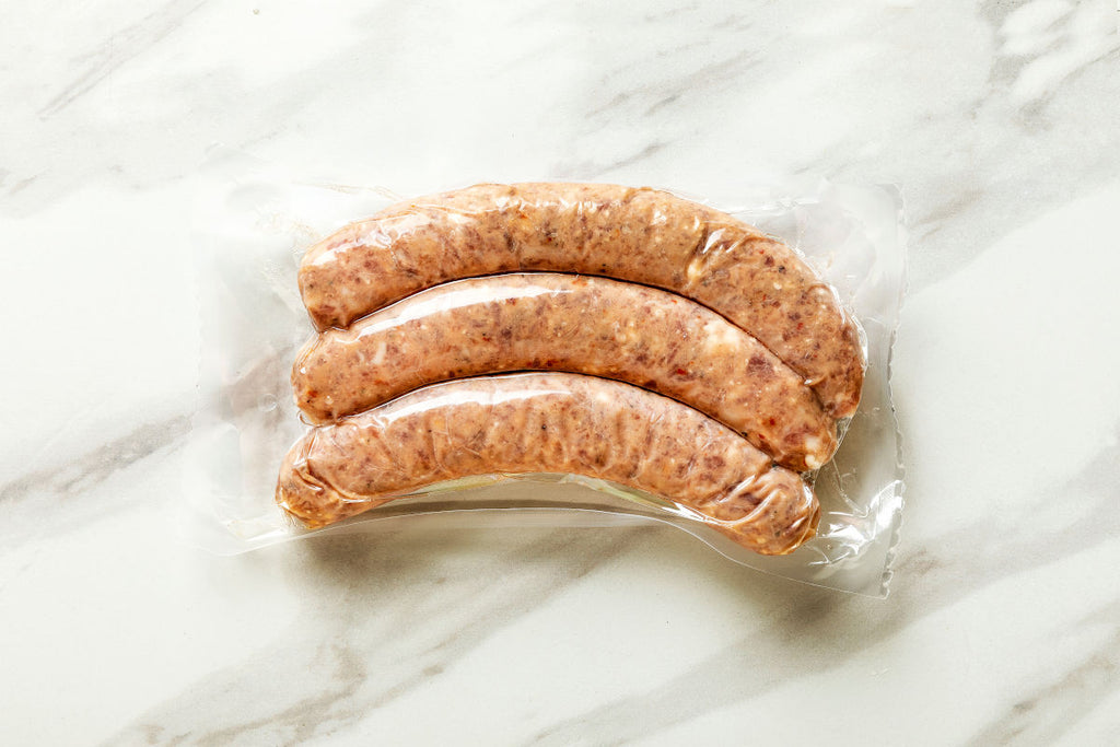 Red White and Blue Sausage (1.25 lbs)