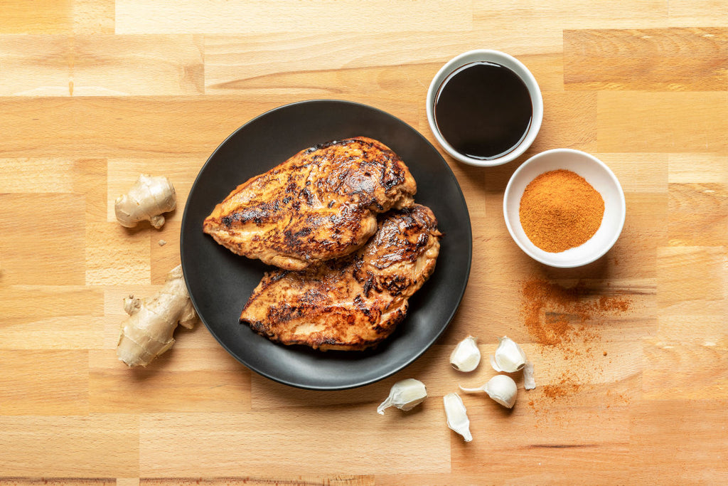 Dom's Zesty Teriyaki Chicken Breast (1.5 lbs)