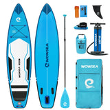 Flyfish F1 11' SUP Paddle Boards Paket - wowseasup
