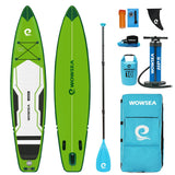 Flyfish F2 12' SUP Paddle Boards Paket - wowseasup