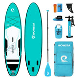 """Trophy T2 10'6"""" Bestes Paddle Boards Paket - wowseasup"""