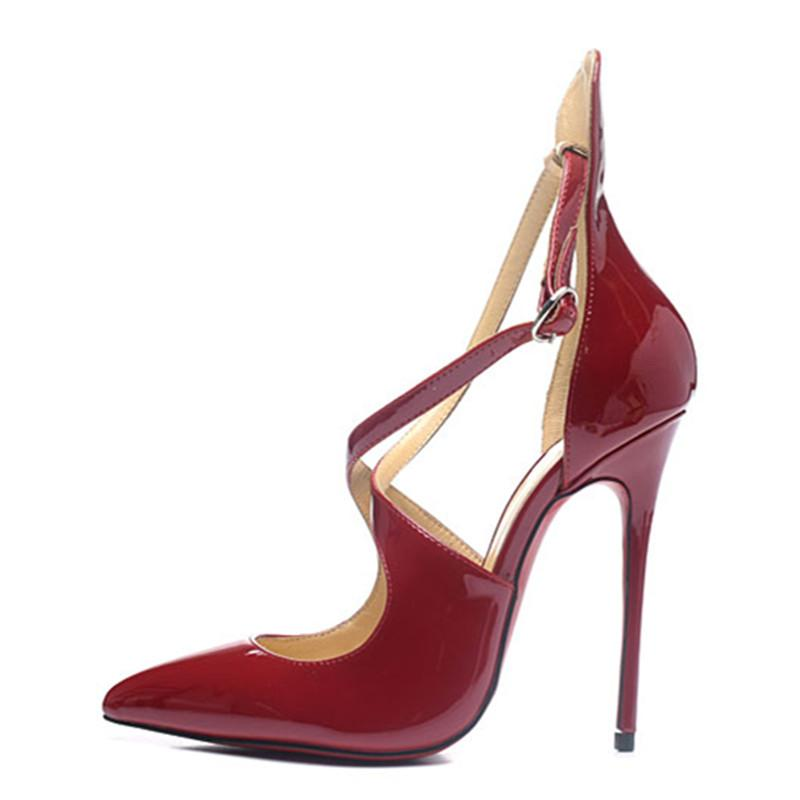 Womens Red Bottom Shoes  High Heels Dress  Pumps