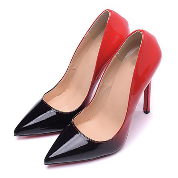 Womens Party High Heel Shoes  With Red Bottoms