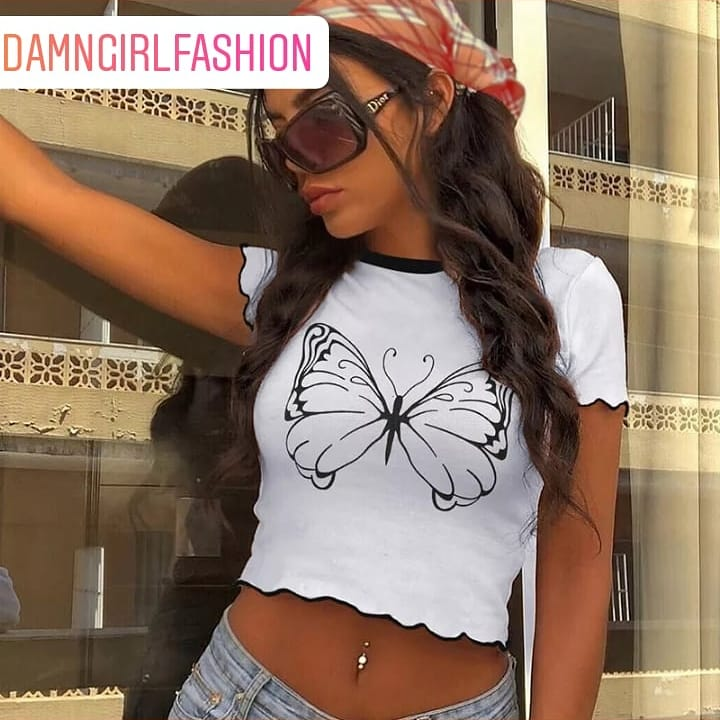 Butterfly Tees