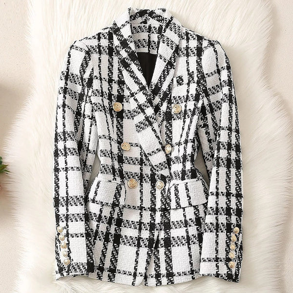 6th Avenue Tweed jacket