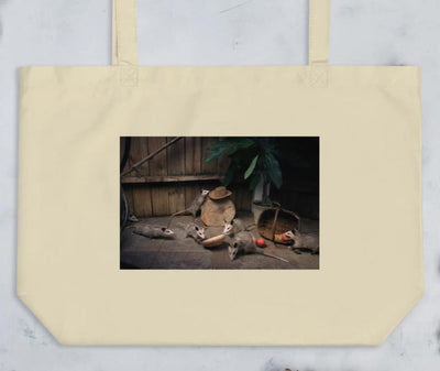 American Possum Tote Bag - AwesomePossumz